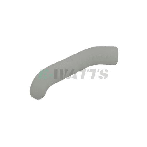 Poignée de frein silicone blanc