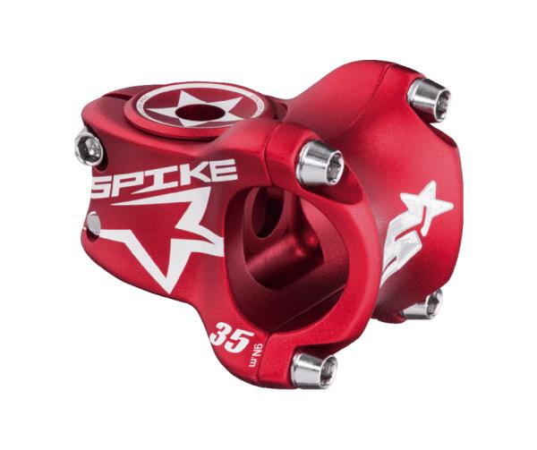 Potence SPIKE Race, 31.8mm, 35mm