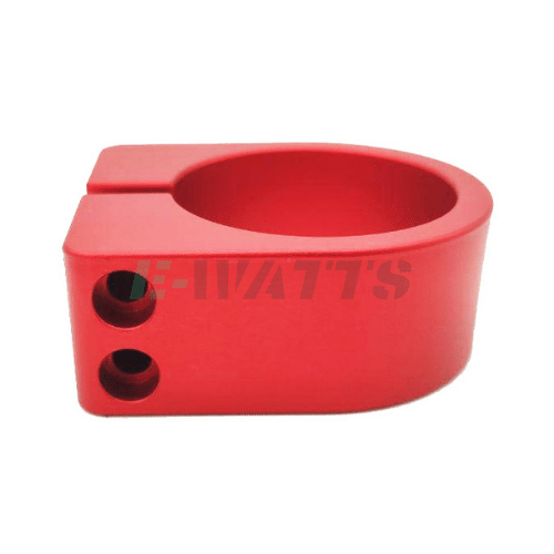 bague de serrage dualtron rouge