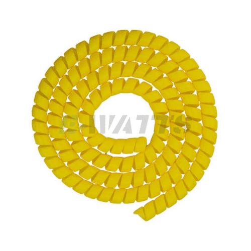 Protèges câbles jaune xiaomi m365, pro, pro 2