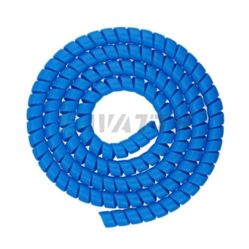 protèges câbles bleu xiaomi m365, pro, pro 2