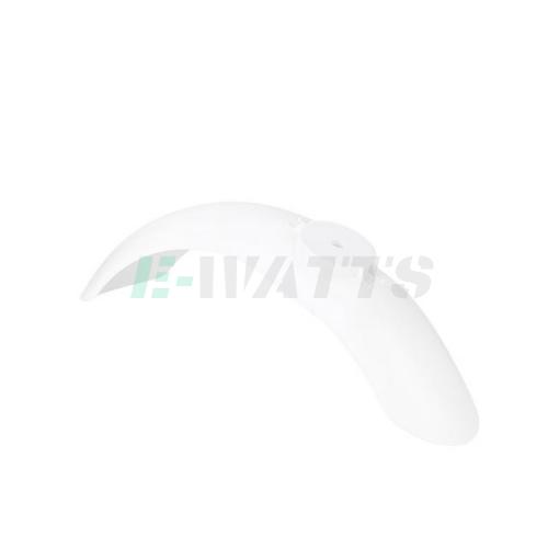 Garde boue avant Xiaomi m365, Pro, Pro 2, 1S, Essential blanc
